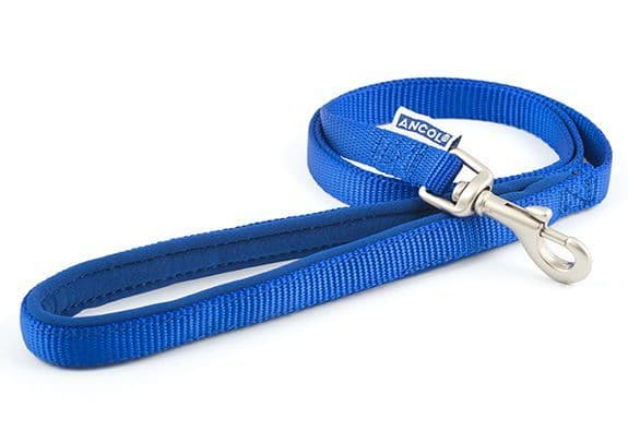 Ancol Dog Lead - Various Colours